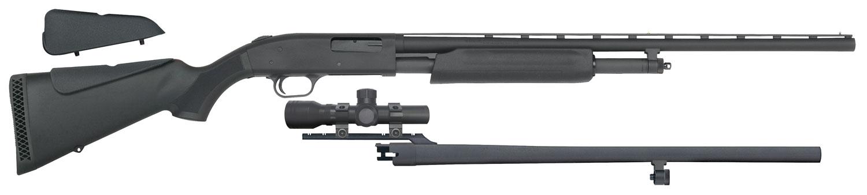 Mossberg 54047 500 Field/Deer Pump 20 Gauge 5+1 24