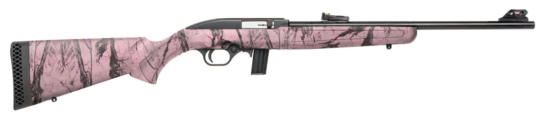 Mossberg 37076 702 Plinkster  Semi-Automatic 22 Long Rifle (LR) 18