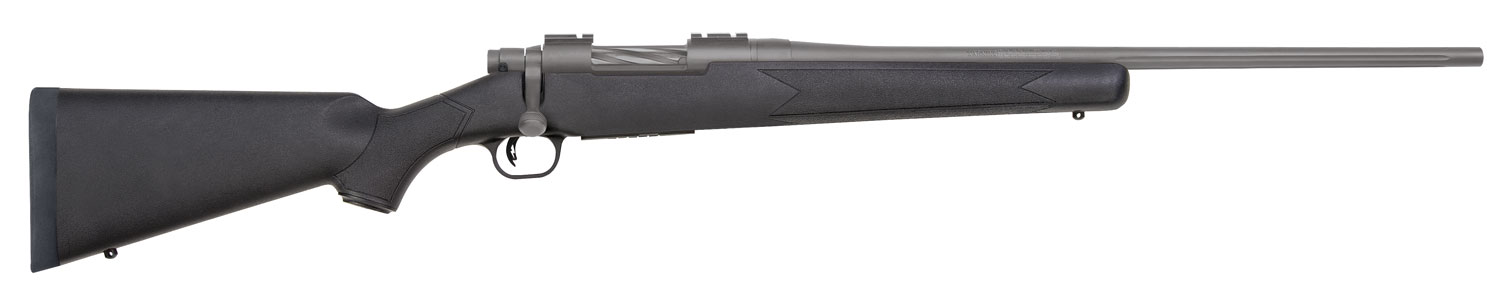 Mossberg 28072 Patriot Synthetic  Bolt 338 Winchester Magnum 22