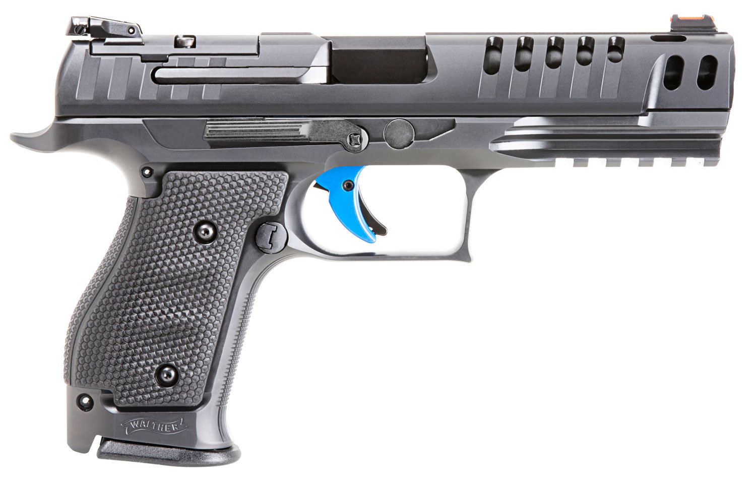 Walther Arms 2830001 PPQ M2 Q5 Match 9mm Luger Single/Double 5