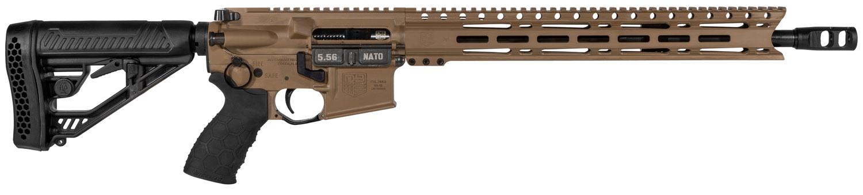 Diamondback DB15EMLFDECA DB15 Elite *California Compliant*  Semi-Automatic 223 Remington 16