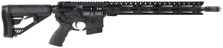 Diamondback DB1547EMLBCA DB15 *California Compliant*  Semi-Automatic 7.62X39mm 16