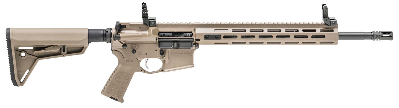 Springfield Armory ST916556FDEF Saint   Semi-Automatic 223 Remington/5.56 NATO 16