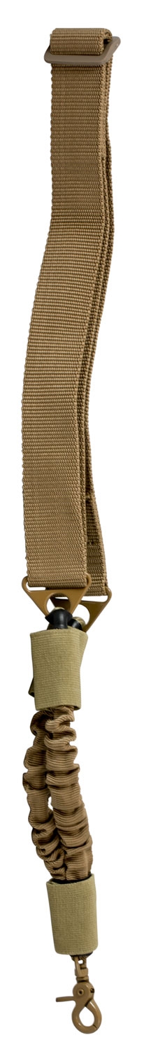 NCSTAR SGL POINT BUNGEE SLING TAN