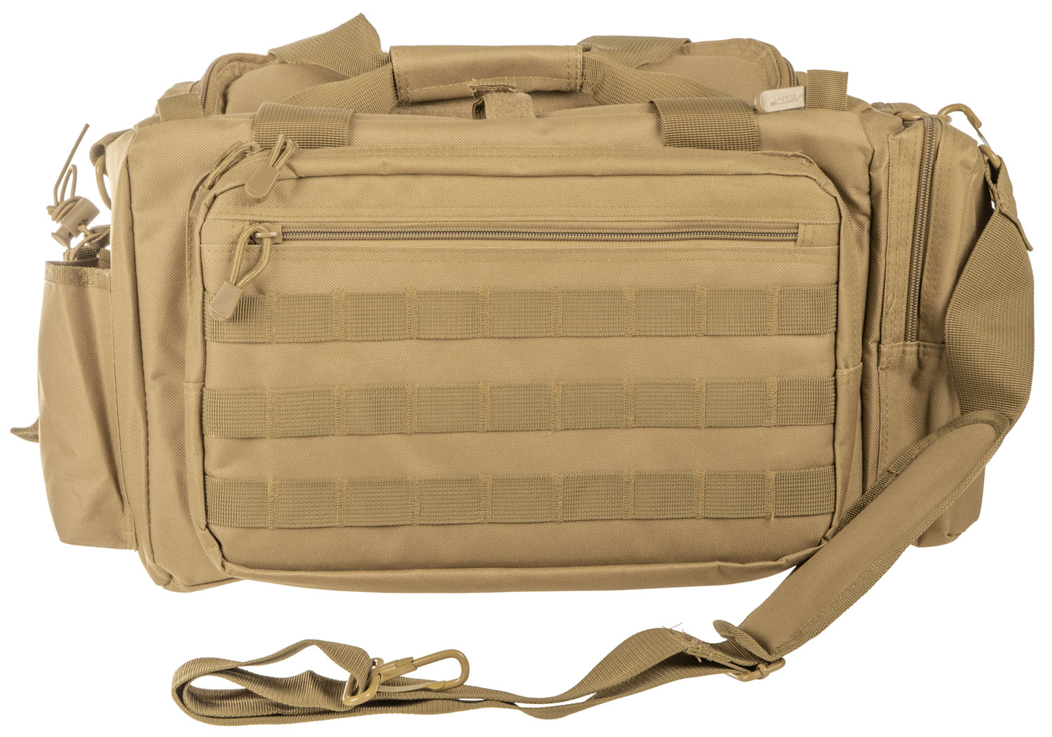 NCStar CVCRB2950T Competition Range Bag  Tan