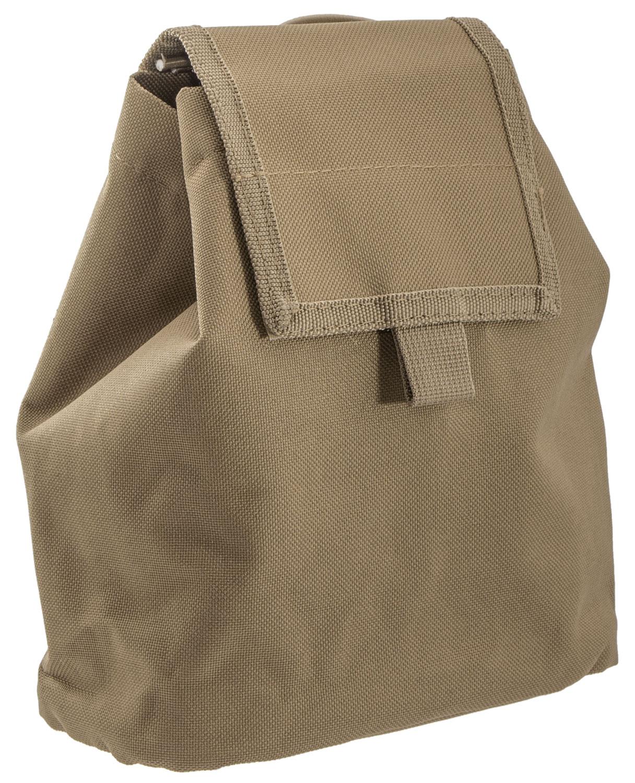 Vism Folding Dump Pouch-Tan