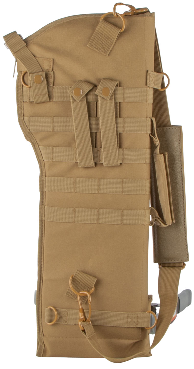 Vism Tactical Rifle Carbine Scabbard-Tan