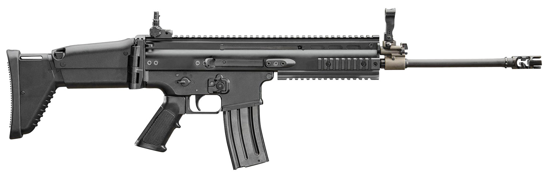 SCAR 17S 308WIN BLACK 16 10RD - 98661-1 | U.S. MADE