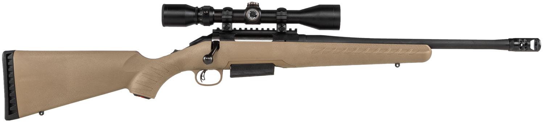 Ruger 16961 American  Bolt 450 Bushmaster 3+1 16.12
