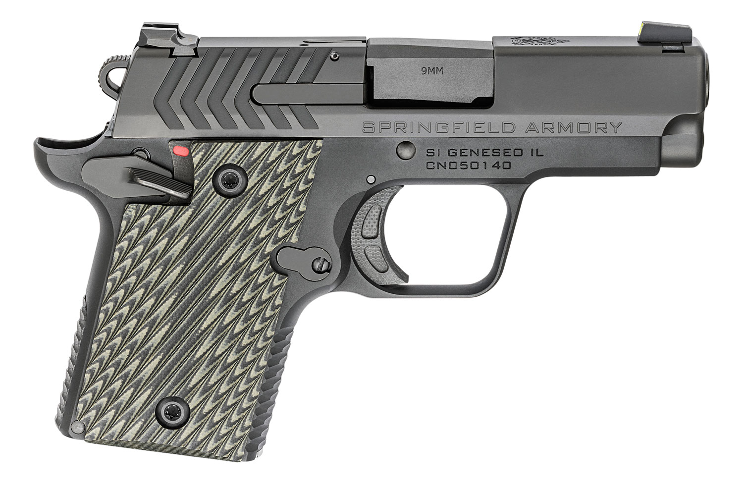 Springfield Armory PG9119 911   9mm Luger Single 2.7
