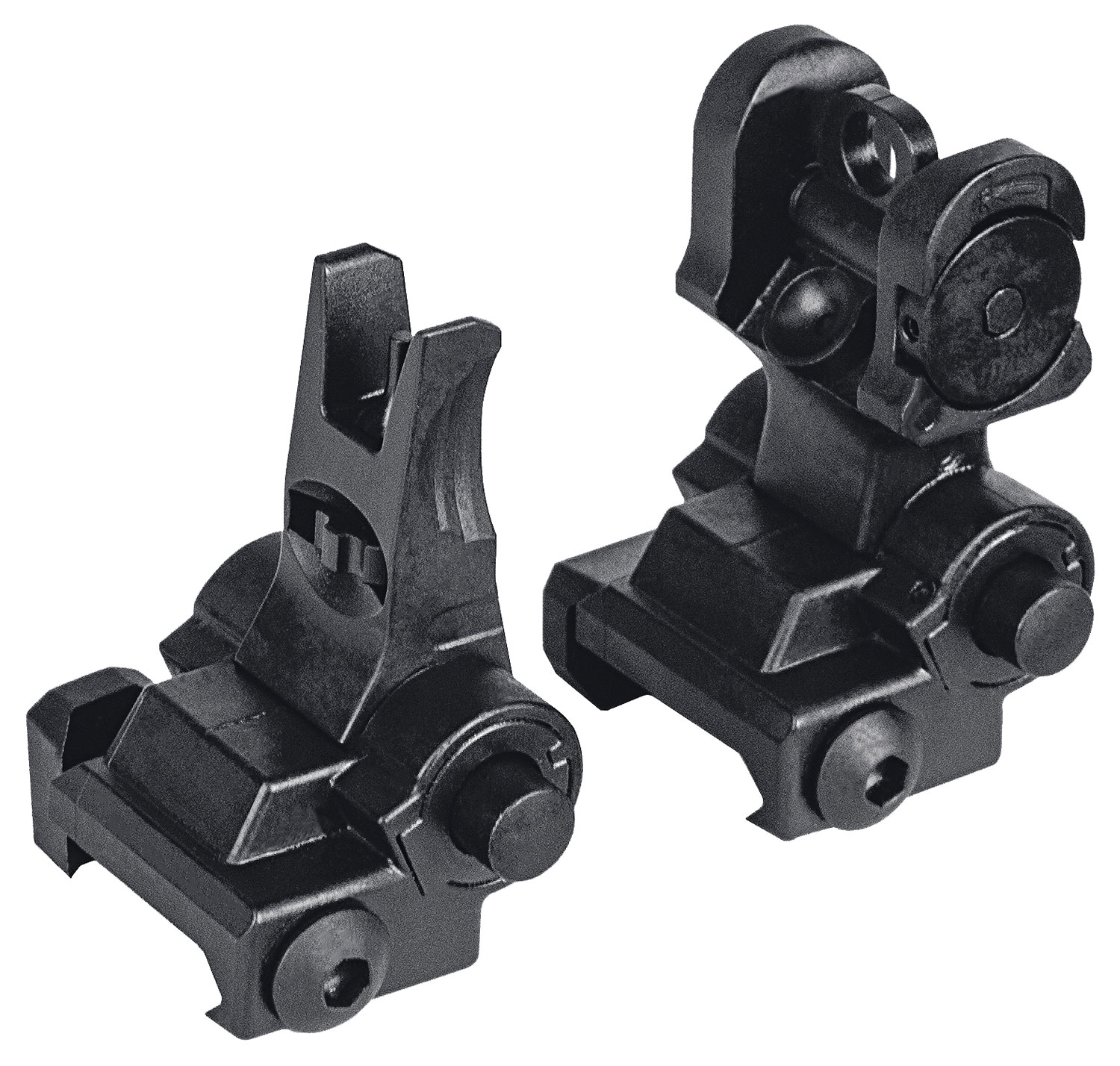 Sig Sauer KITTRDSIGHTS Tread  M400 Flip-Up Black