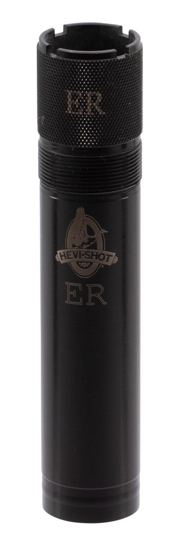 HEVI-Shot 85631 Waterfowl  Invector-DS 12 Gauge Extended Range 17-4 Stainless Steel Black