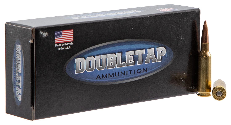 DoubleTap Ammunition 224V90 DT Longrange  224 Valkyrie 90 GR Sierra MatchKing 20 Bx/