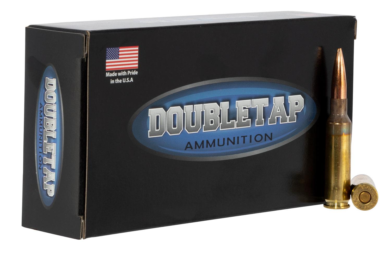 DoubleTap Ammunition 65CM140M DT Longrange  6.5 Creedmoor 140 GR Hollow Point Boat Tail 20 Bx/