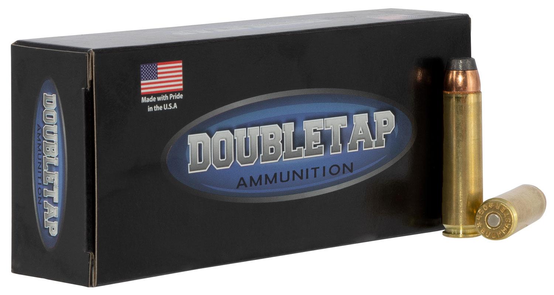 DoubleTap Ammunition 450B300B DT Hunter  450 Bushmaster 300 GR Bonded Jacket Soft Point 20 Bx/