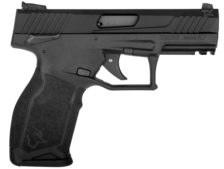 TX22 22LR BLK/BLK 4 16+1 SFTY - 1-TX22141  MANUAL SAFETY