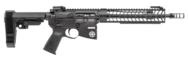 Spikes STP5620M1R Rare Breed Crusader  AR Pistol Semi-Automatic 5.56 NATO 11.5