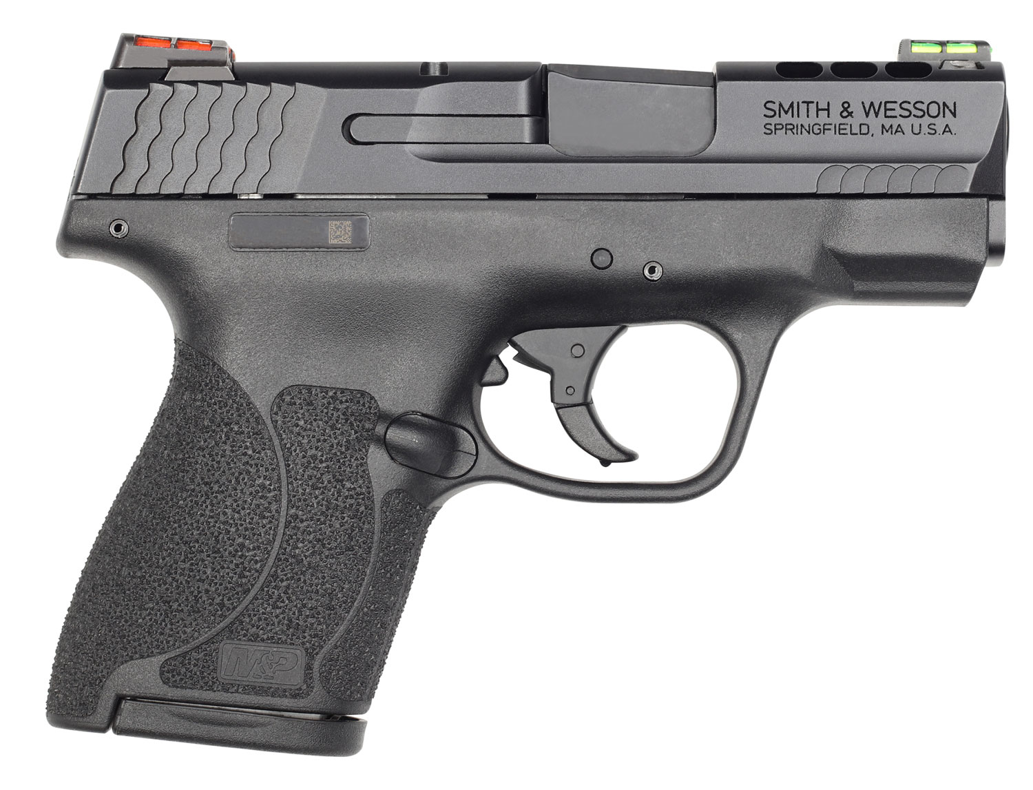 Smith & Wesson 11867 M&P Performance Center M2.0 9mm Luger Double 3.1