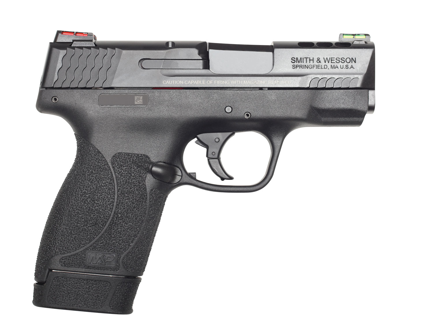 Smith & Wesson 12473 M&P Performance Center M2.0  45 ACP Double 3.3