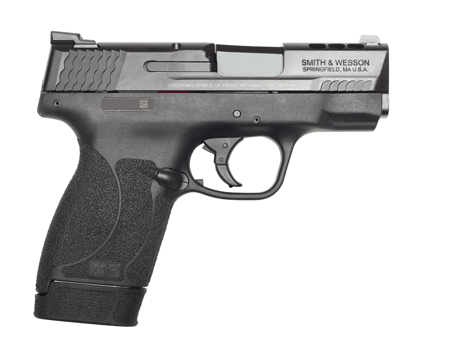 Smith & Wesson 12474 M&P Performance Center M2.0  45 ACP Double 3.3