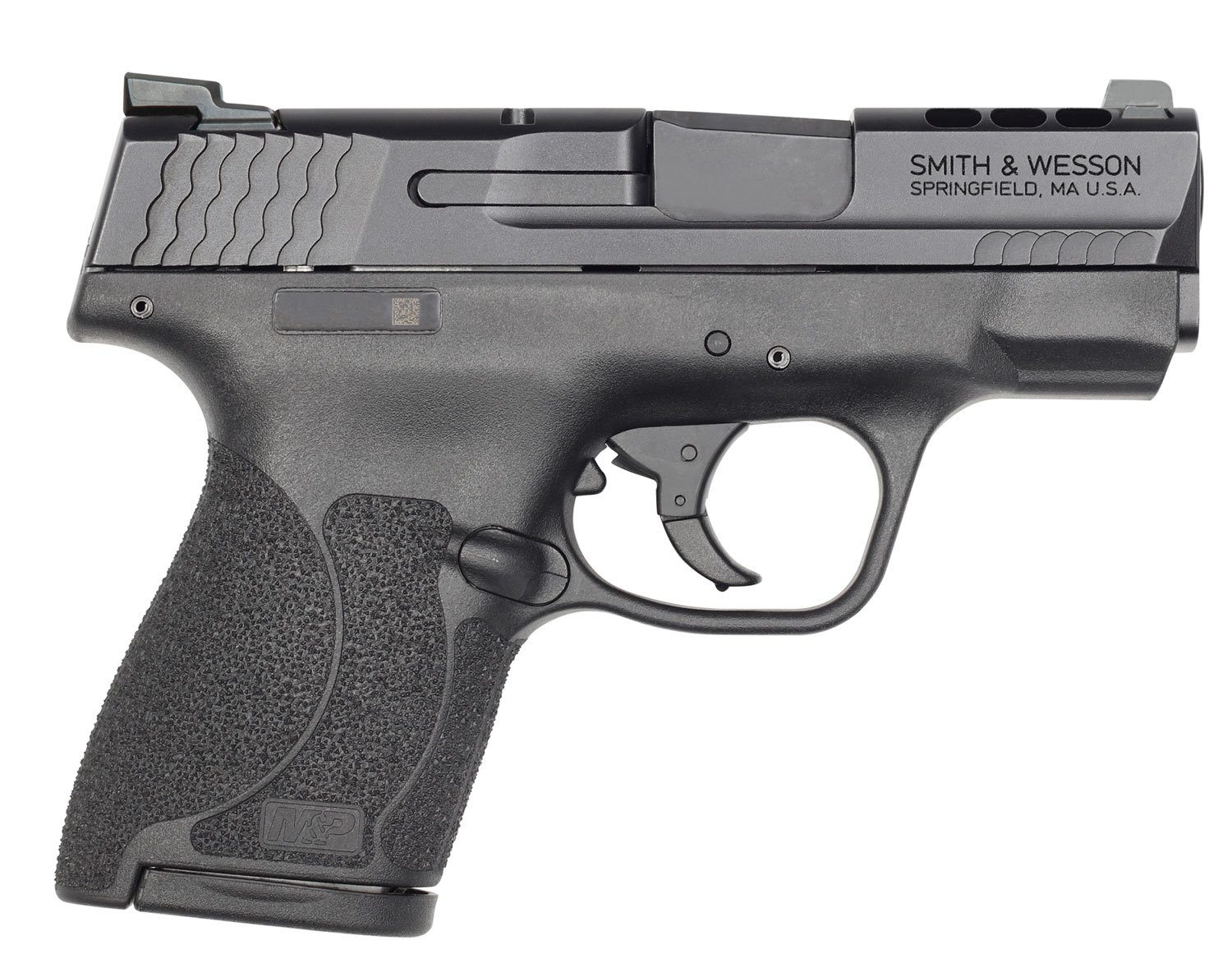 Smith & Wesson 11869 M&P Performance Center M2.0 9mm Luger Double 3.1