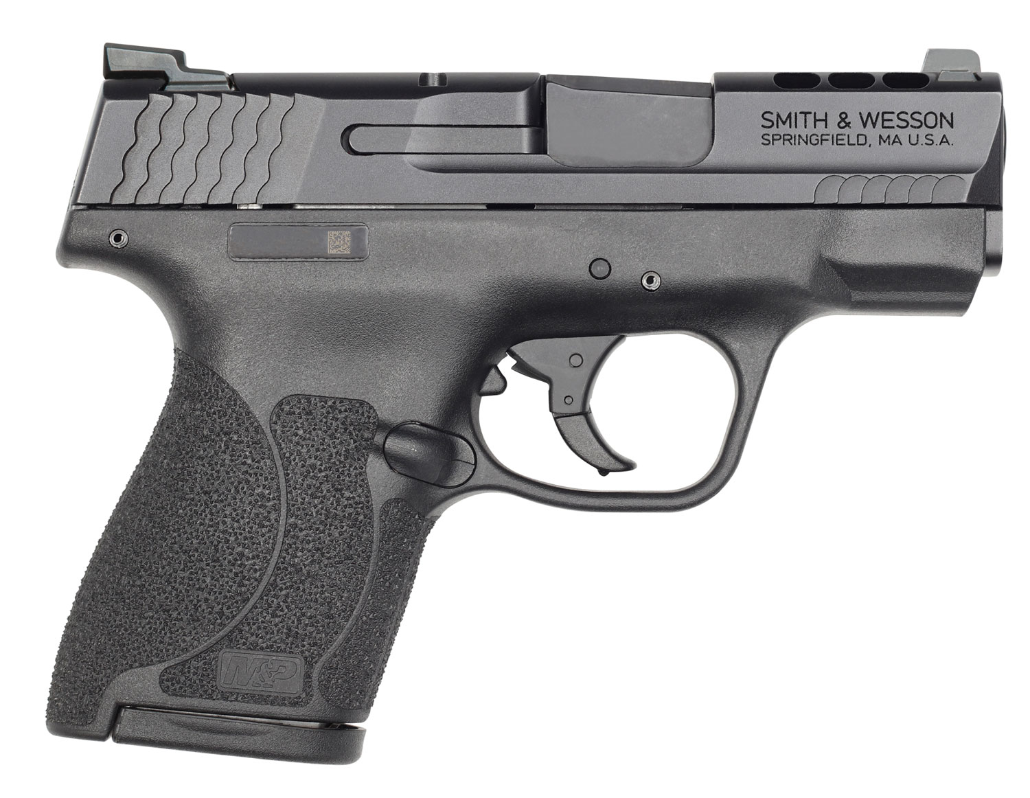 Smith & Wesson 11870 M&P Performance Center M2.0 40 S&W Double 3.1