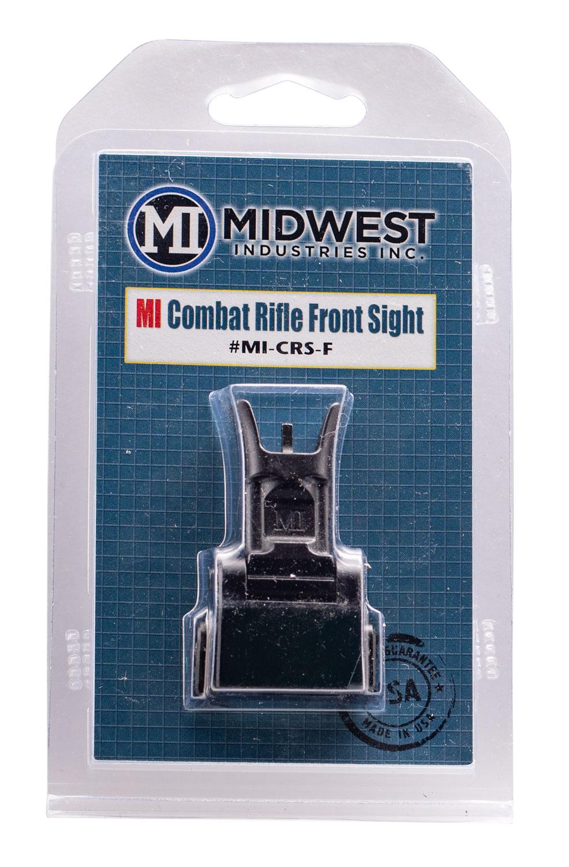 MIDWEST MI-CRS-F COMBAT RFL SIGHT FRONT