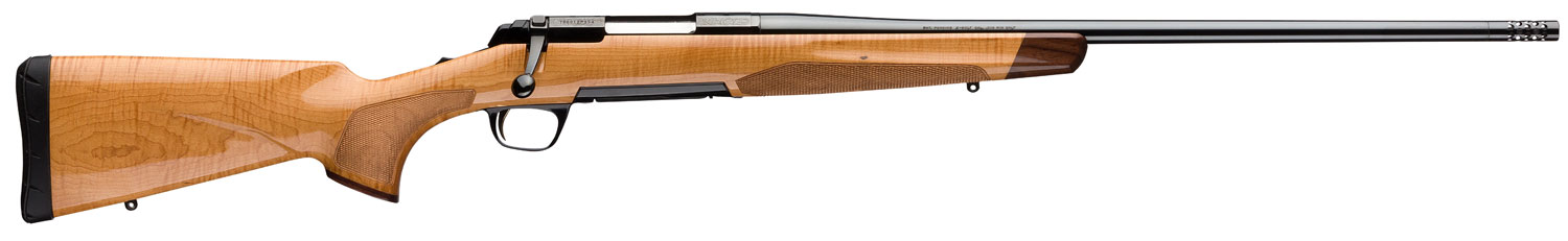 XBOLT MEDALLION MAPLE 6.5CR   - MAPLE STOCK / ROSEWOOD FOREND