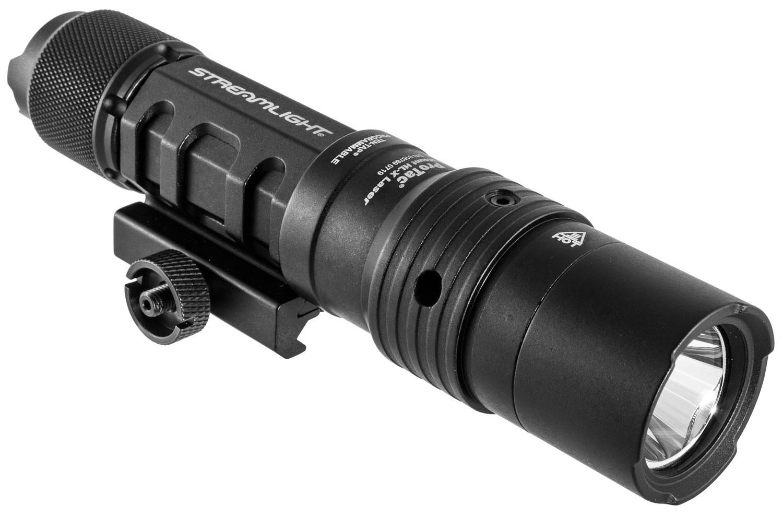 Streamlight 88090 ProTac HL-X White LED 1000/60 Lumens USB CR18650 (1) Battery Black Aluminum