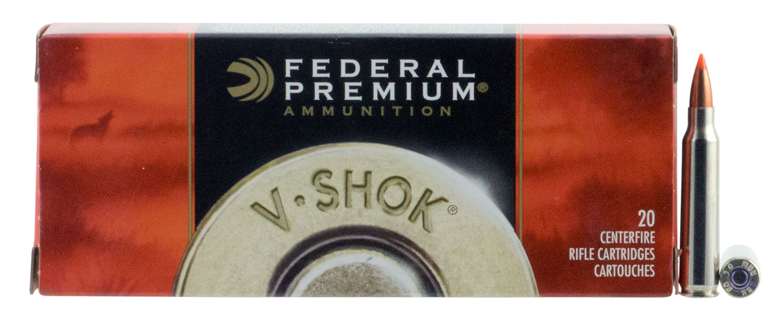 Federal P223P Premium Varmint & Predator  223 Remington/5.56 NATO 40 GR Nosler Ballistic Tip 20 Bx/ 10 Cs