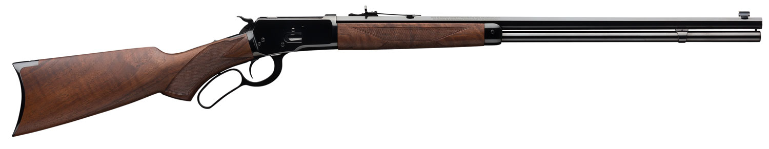 Winchester Guns 534196124 1892 Deluxe 44 Rem Mag 12+1 24