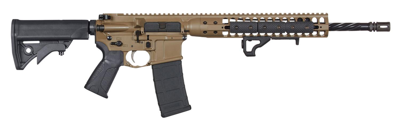 LWRC ICDIRCK16 Individual Carbine Direct Impingement 5.56x45mm NATO 16.10