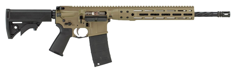 LWRC ICDIR5CK16ML Individual Carbine Direct Impingement 5.56x45mm NATO 16.10