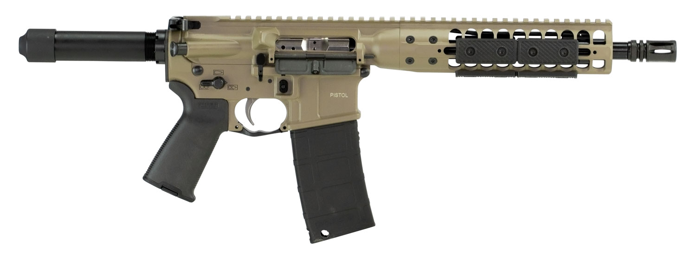 LWRC ICDIP5CK10 Individual Carbine Direct Impingement  AR Pistol Semi-Automatic 5.56 NATO 10.5