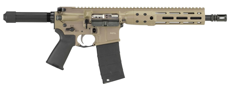 LWRC ICDIP5CK10ML Individual Carbine Direct Impingement AR Pistol Semi-Automatic 5.56 NATO 10.5