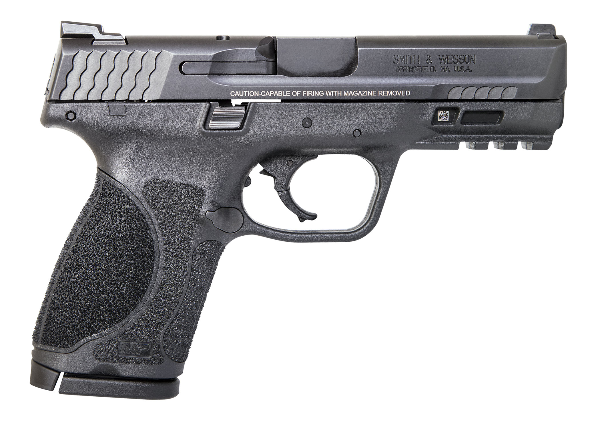 Smith & Wesson 12467 M&P 9 M2.0 *MA Compliant*  9mm Luger Double 4