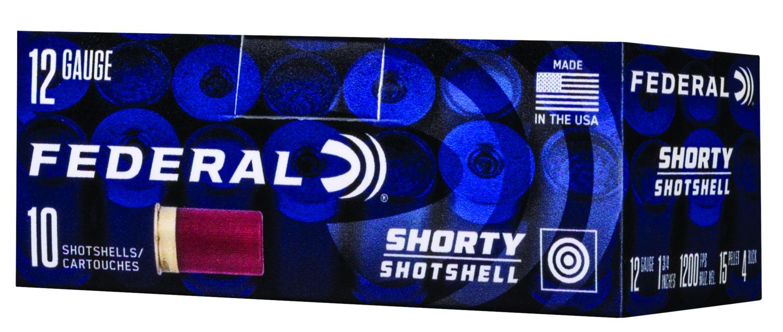 Federal SH1294B Shorty   12 Gauge 1.75