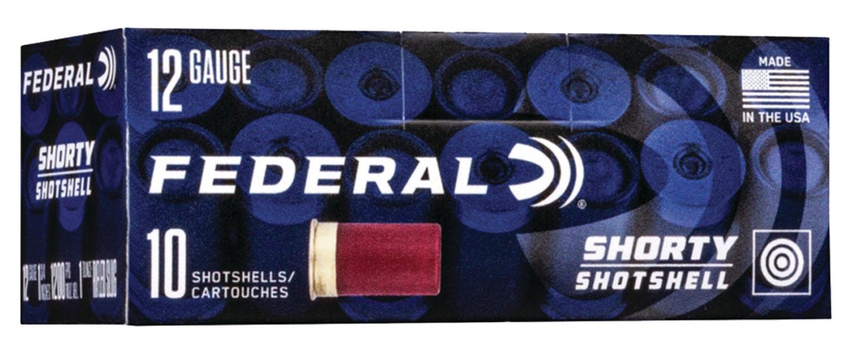 Federal SH129RS Shorty Target  12 Gauge 1.75