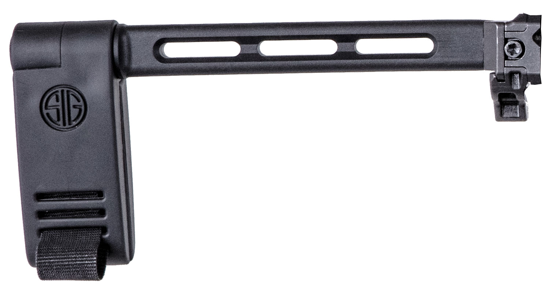 Sig Sauer PCBXFOLDBLK MCX/MPX Pistol Stabilizing Brace Polymer Black