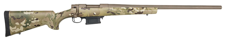 Howa HGR73342MCC+FDE MultiCam MultiCam  Bolt 300 Winchester Magnum 24