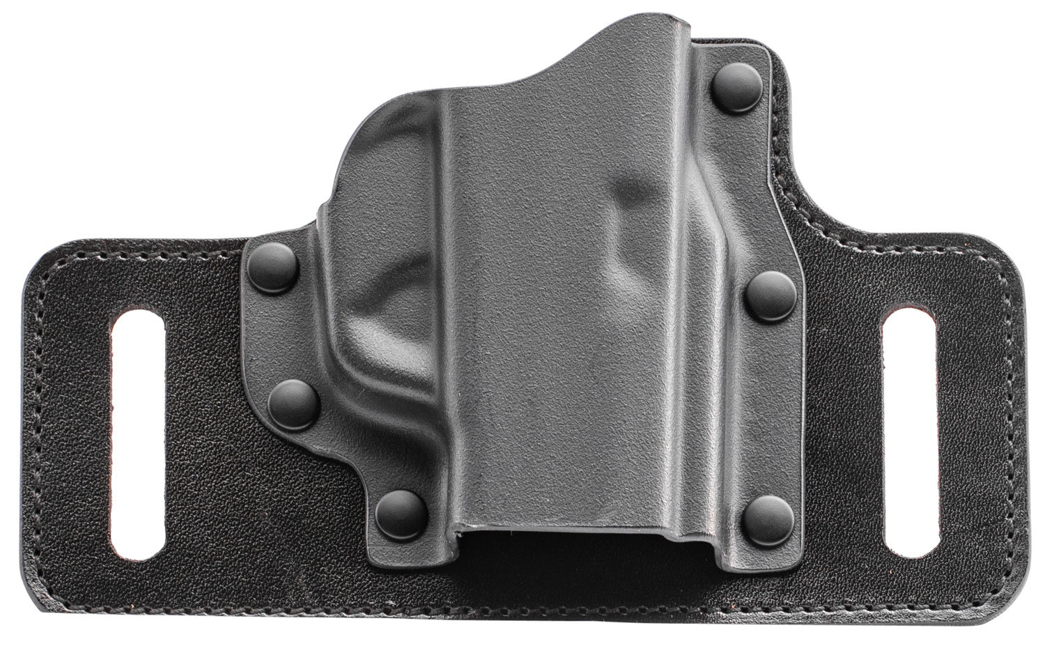 Galco TS838B Tac Slide  Black Kydex Holster w/Leather Backing OWB Sig P365 Right Hand