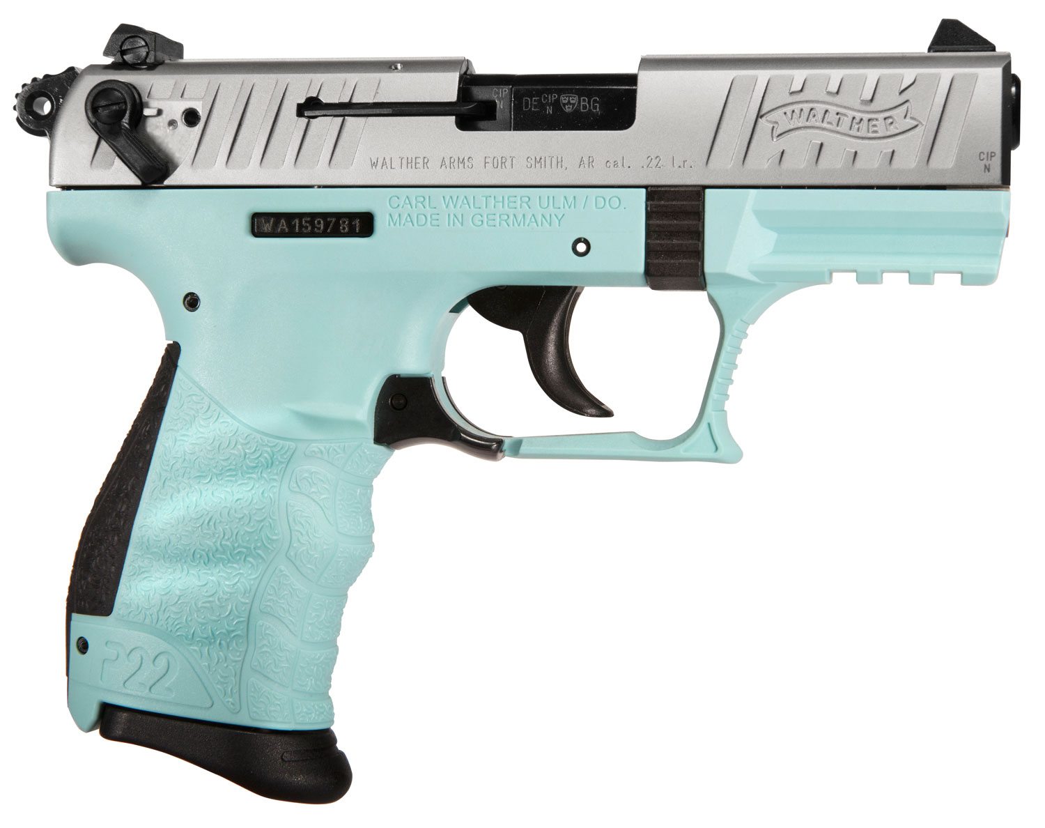 Walther Arms 5120760 P22 Q 22 LR 3.42