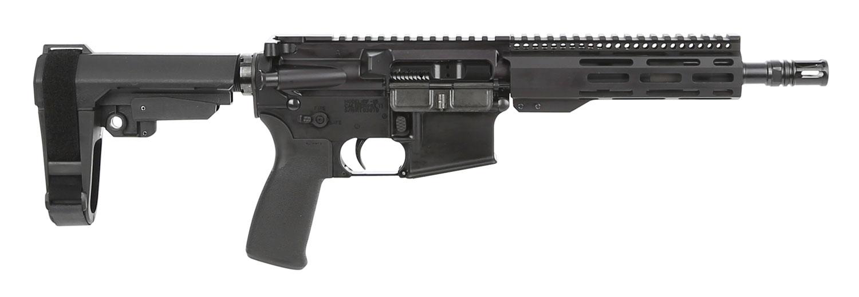 Radical Firearms FP85300HBAR7FCRSBA3 Forged FCR Pistol 300 Blackout 8.50
