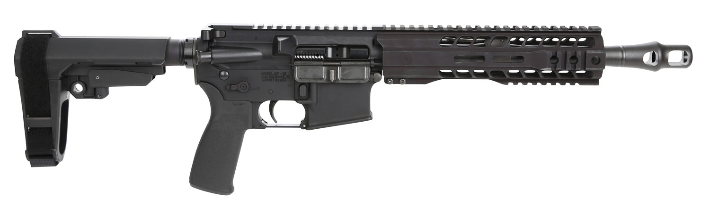 Radical Firearms FP105458SOC9MHRSBA3 Forged   AR Pistol Semi-Automatic 458 SOCOM 10.5