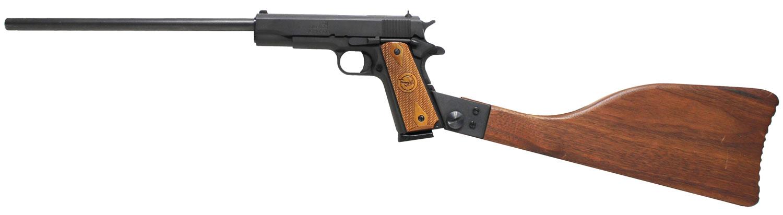Iver Johnson Arms 1911A1CARBINE 1911 A1 Carbine 45 ACP 16.13