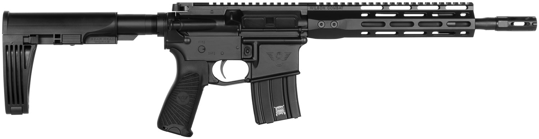 Wilson Combat TRPP300HBL Protector  Pistol 300 HAMR 11.30