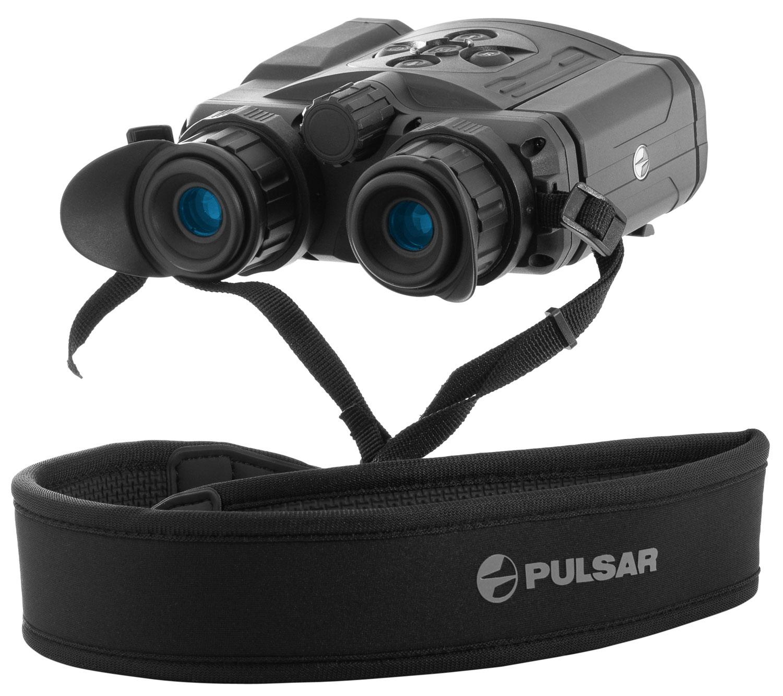 Pulsar PL77418 Accolade LRF XP50 Thermal Binocular 2.5-20x 12.4 degrees x 21.8 degrees FOV