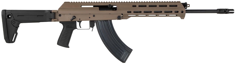 M+M Industries M10XZFDE M10X Semi-Automatic 7.62X39mm 16.5