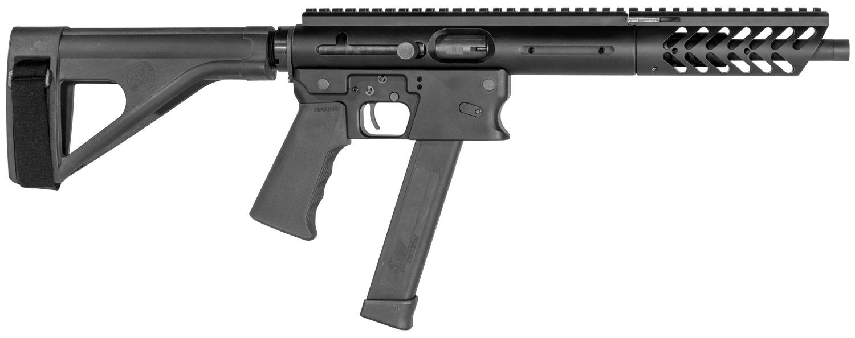 TNW FIREARMS INC ASRP0009BK Aero Survival   AR Pistol Semi-Automatic 9mm Luger 8