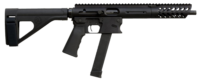 TNW FIREARMS INC ASRP0010BK Aero Survival  AR Pistol Semi-Automatic 10mm Auto 8
